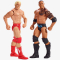 Ric Flair & The Rock - WWE Battle Pack WrestleMania 32 Series