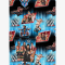 WWE Gift Wrap - 2 Sheets & 2 Tags