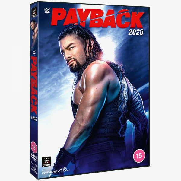 WWE Payback 2020 DVD
