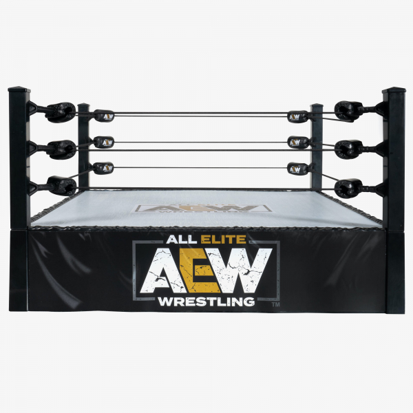 AEW Action Ring Playset