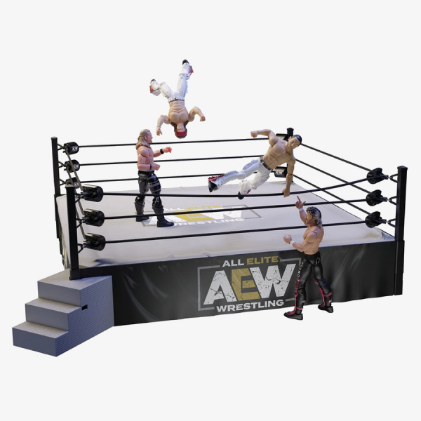 AEW Authentic Scale Ring