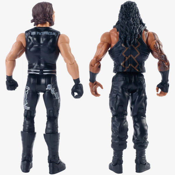 AJ Styles & Roman Reigns - WWE Battle Pack Series #45