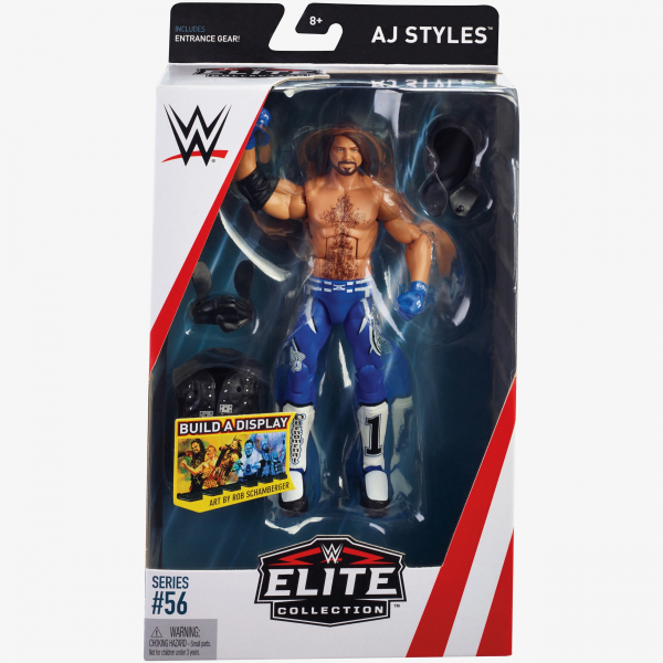 AJ Styles WWE Elite Collection Series #56