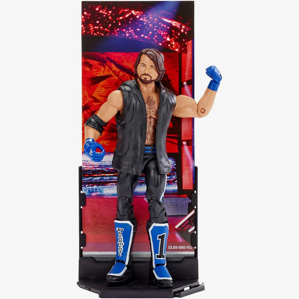 AJ Styles WWE Elite Collection Series #47 A