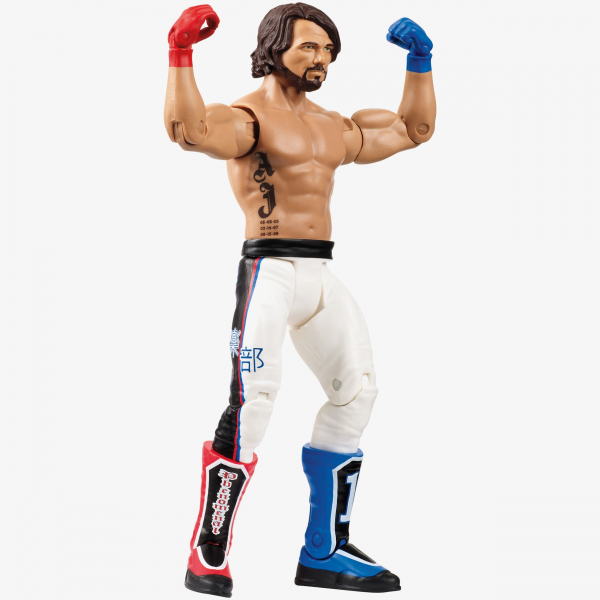 AJ Styles - WWE WrestleMania 34 Basic Series
