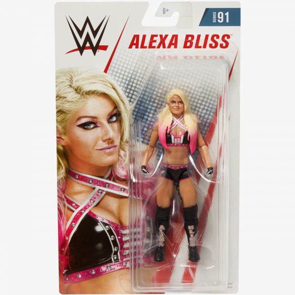 Alexa Bliss - WWE Basic Series #91