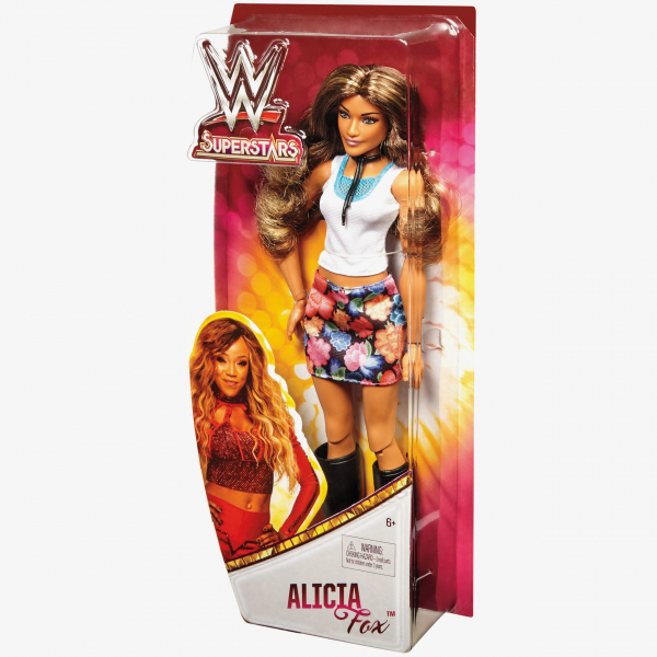 Alicia Fox - 12 inch WWE Fashion Doll