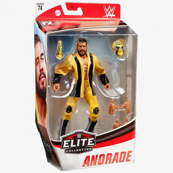 Andrade WWE Elite Collection Series #74