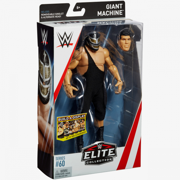 Giant Machine WWE Elite Collection Series #60