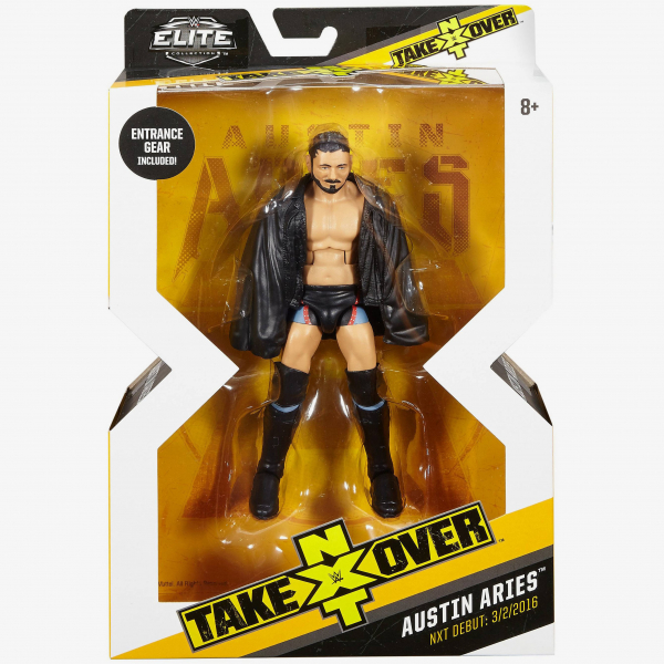 Austin Aries NXT TakeOver Elite Collection Series #1