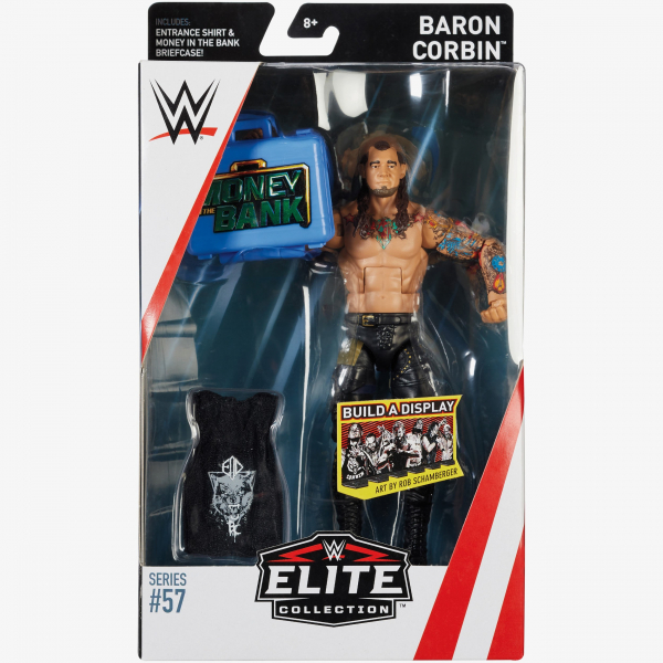 Baron Corbin WWE Elite Collection Series #57