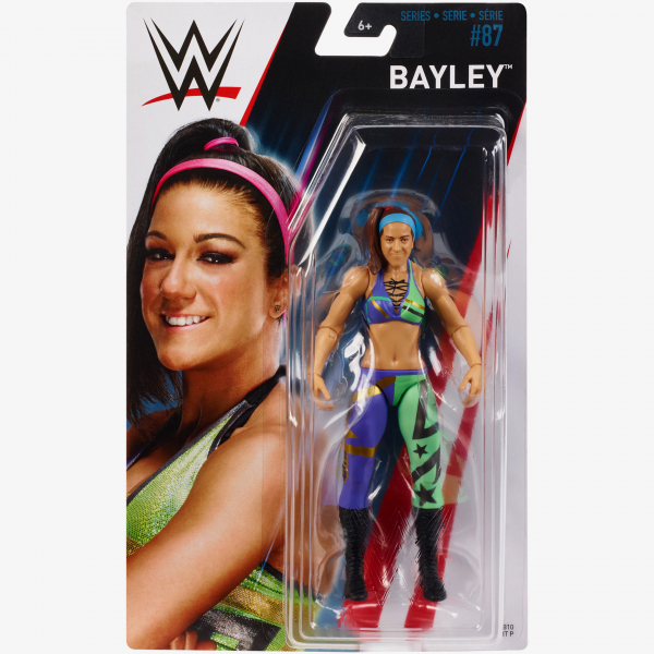Bayley - WWE Basic Series #87