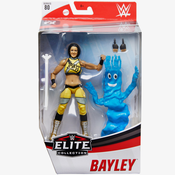 Bayley WWE Elite Collection Series #80