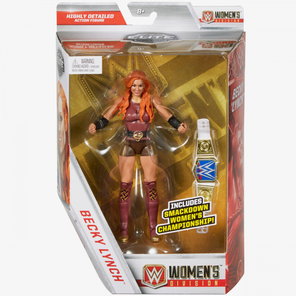 Becky Lynch WWE Elite Collection Exclusive