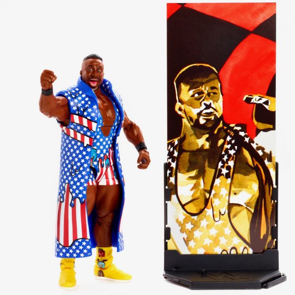 Big E WWE Elite Collection Series #61
