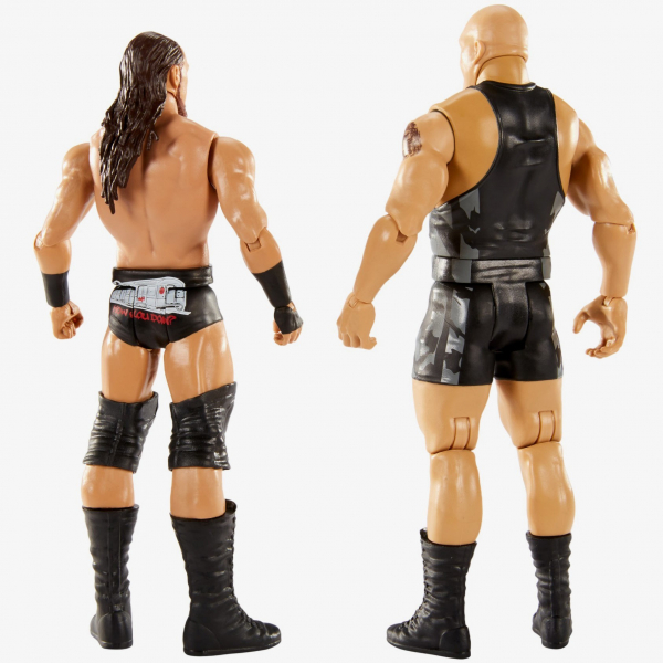 Big Show & Big Cass - WWE Battle Pack Series #55