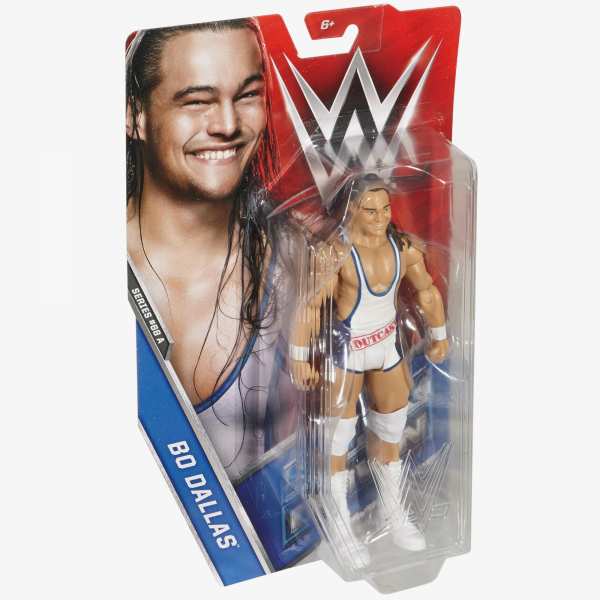 Bo Dallas - WWE Basic Series #68 A
