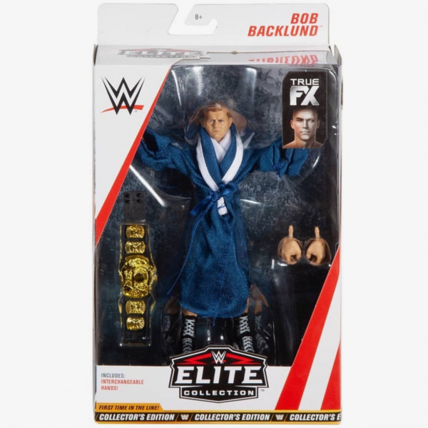 Bob Backlund WWE Elite Collection Exclusive