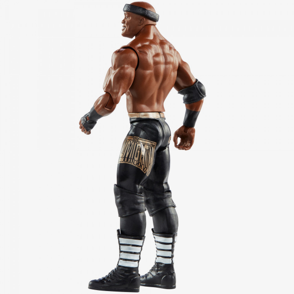 Bobby Lashley - WWE Basic Series #112