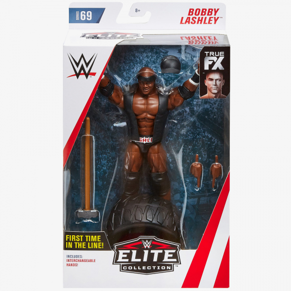 Bobby Lashley WWE Elite Collection Series #69