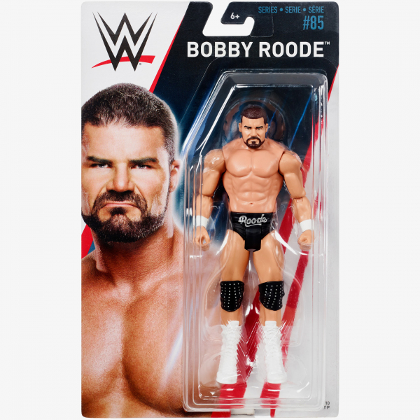 Bobby Roode - WWE Basic Series #85