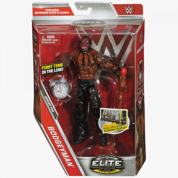 Boogeyman WWE Elite Collection Series #48