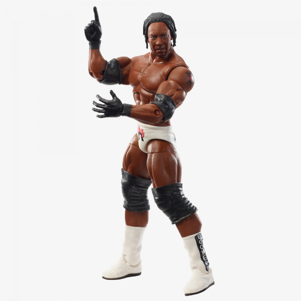 Booker T WWE WrestleMania 36 Elite Collection