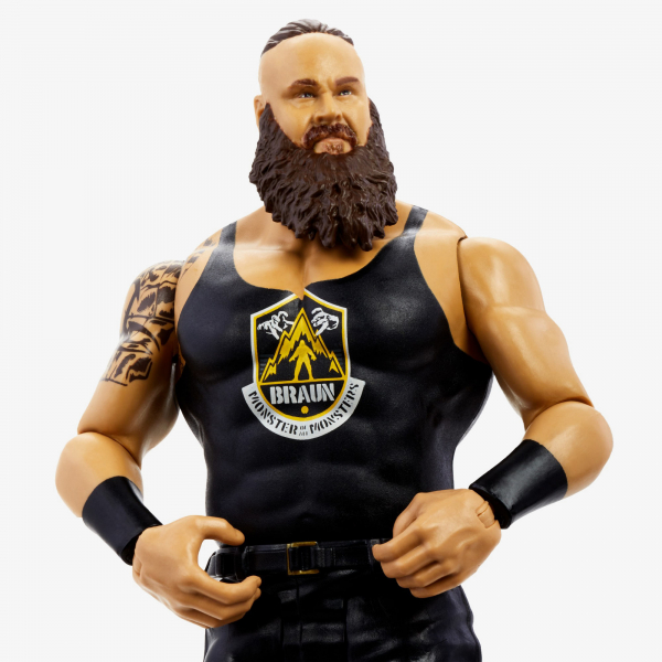 Braun Strowman - WWE Basic Series #115
