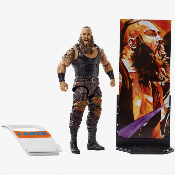 Braun Strowman WWE Elite Collection Series #58