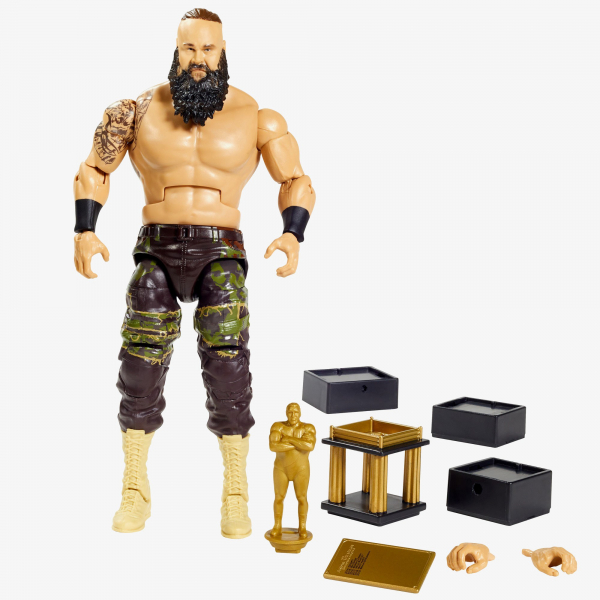 Braun Strowman WWE Elite Collection Series #76