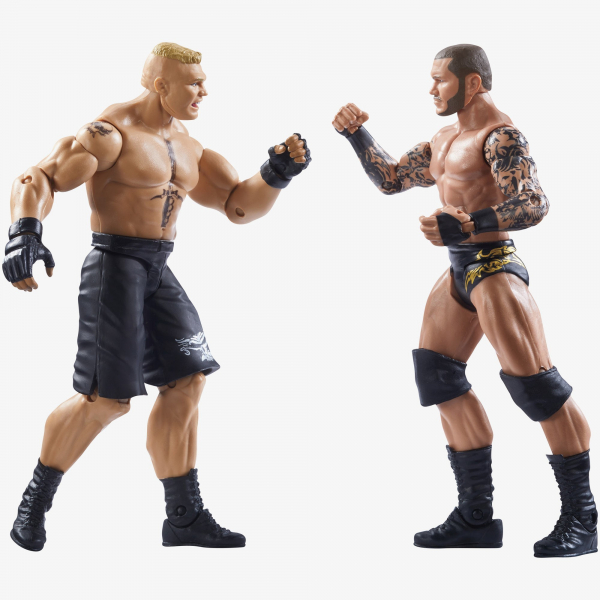 Brock Lesnar & Randy Orton - WWE SummerSlam 2017 Battle Pack