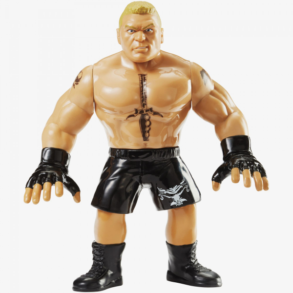 Brock Lesnar WWE Retro Series #1