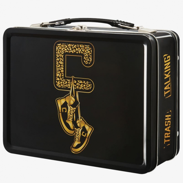 Carmella - Fabulous - WWE Tin Lunch Box