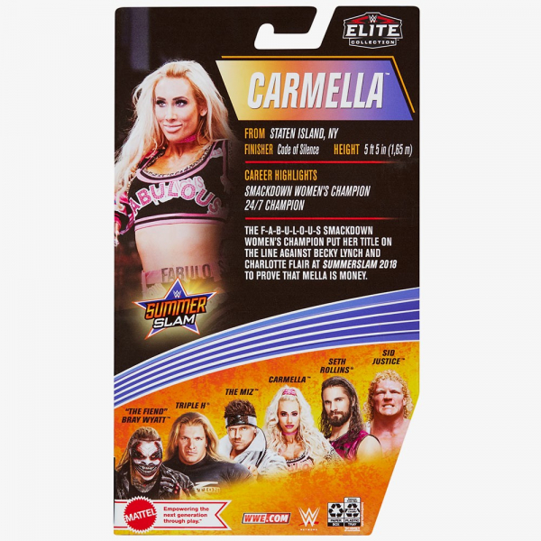 Carmella WWE Elite Collection Series #86