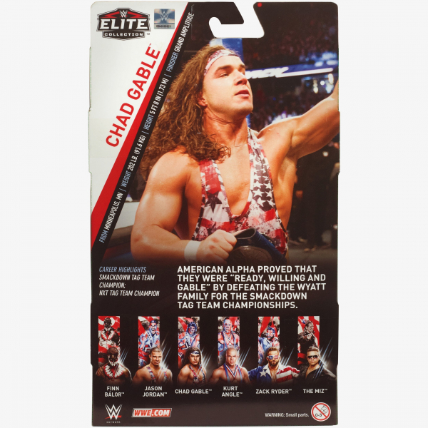 Chad Gable WWE Elite Collection Series #59