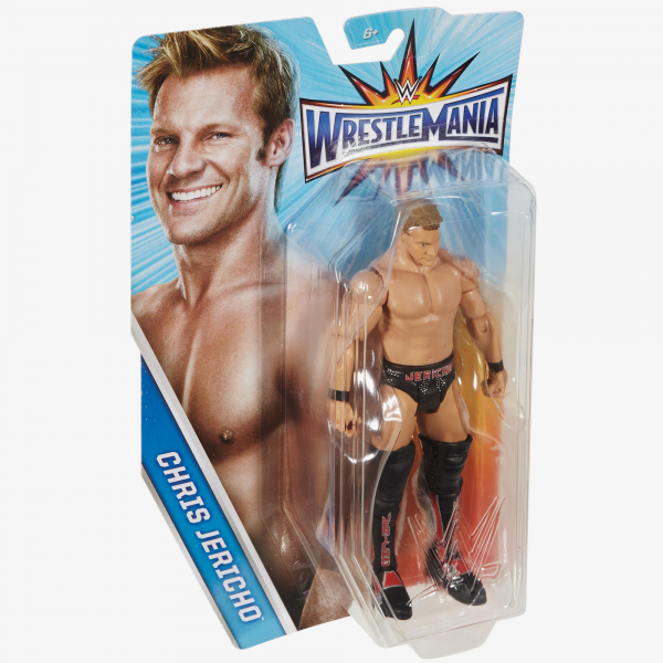 Chris Jericho - WWE WrestleMania 33 Basic Series
