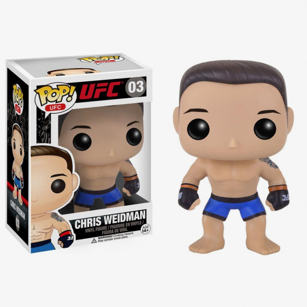 Chris Weidman UFC POP! (#03)