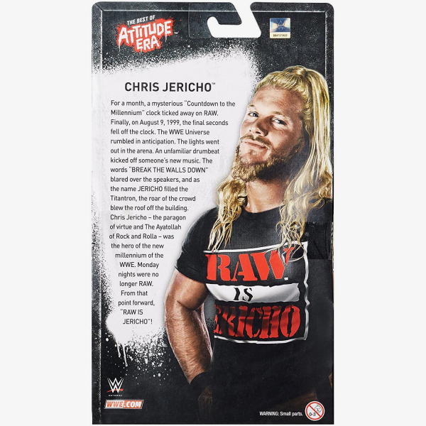 Chris Jericho - WWE Best of Attitude Era Series