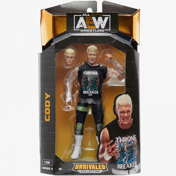 Cody Rhodes - AEW Unrivaled Collection Series #4