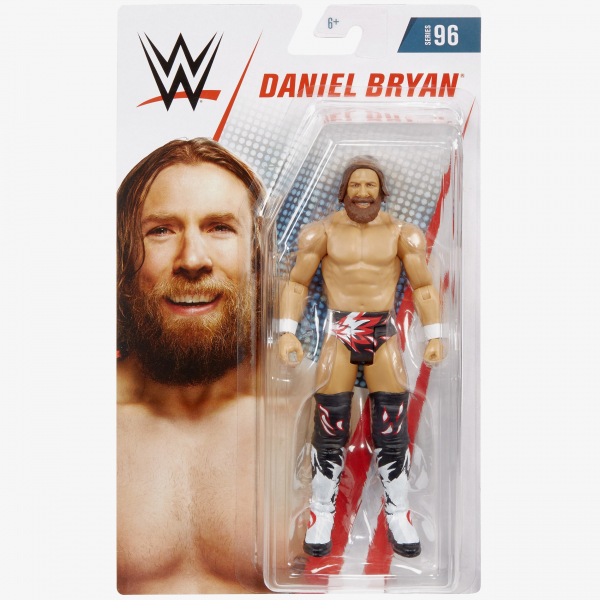 Daniel Bryan - WWE Basic Series #96