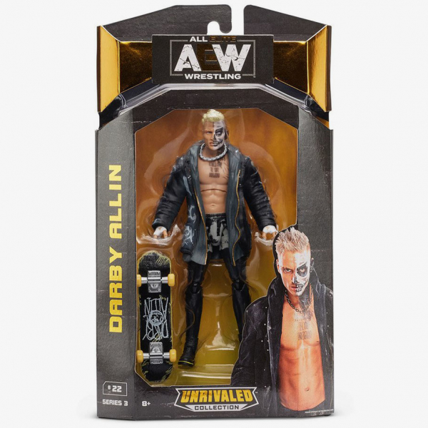 Darby Allin - AEW Unrivaled Collection Series #3