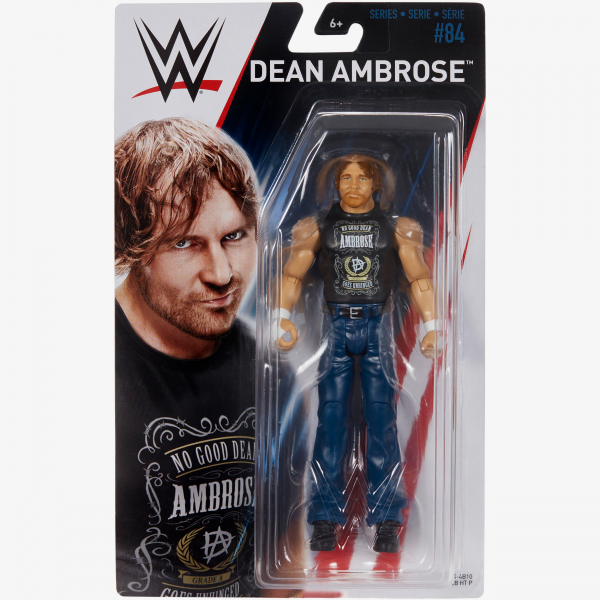 Dean Ambrose - WWE Basic Series #84