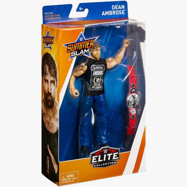 Dean Ambrose WWE SummerSlam 2018 Elite Collection