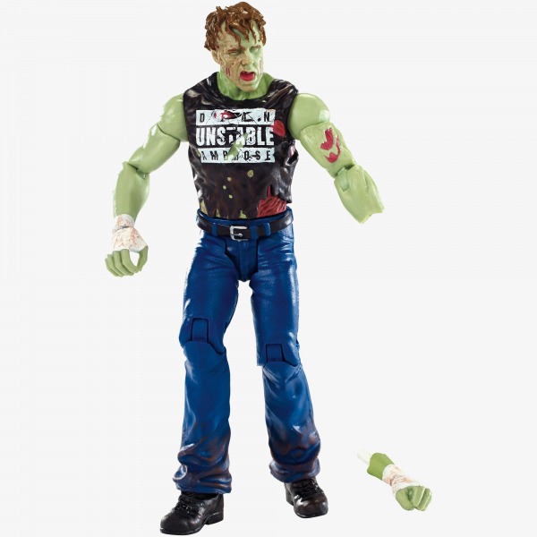 Dean Ambrose - WWE Zombies Series #1