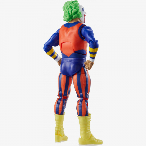 Doink the Clown - WWE Flashback Elite Series #2 (Build a Heartbreak Hotel Set)