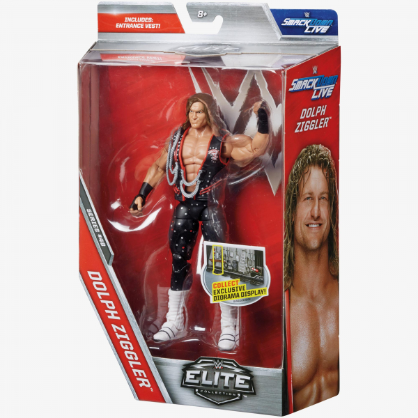Dolph Ziggler WWE Elite Collection Series #48