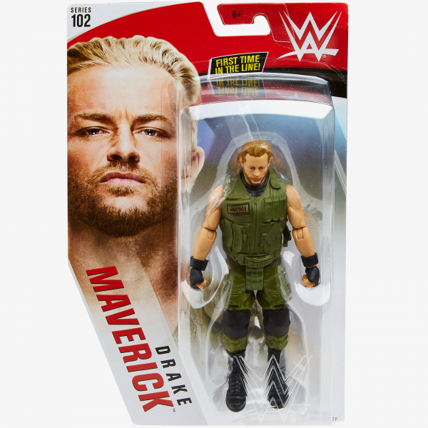 Drake Maverick - WWE Basic Series #102