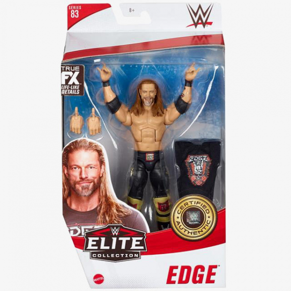 Edge WWE Elite Collection Series #83 (Chase variant)