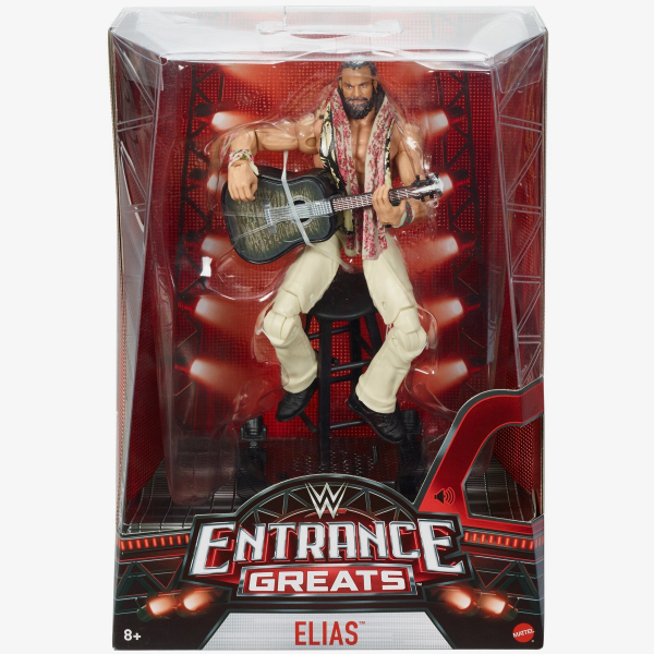 Elias WWE Entrance Greats Figure