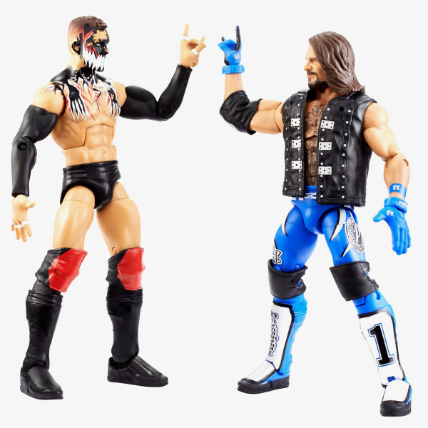 Finn Balor & AJ Styles WWE Elite Collection 2-Pack Series